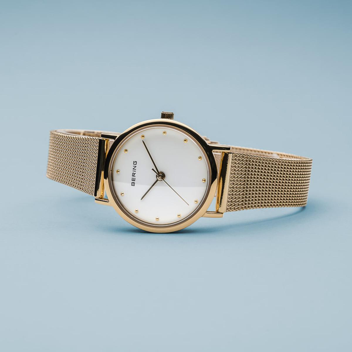 Zegarek damski Bering classic 13426-334 - duże 4