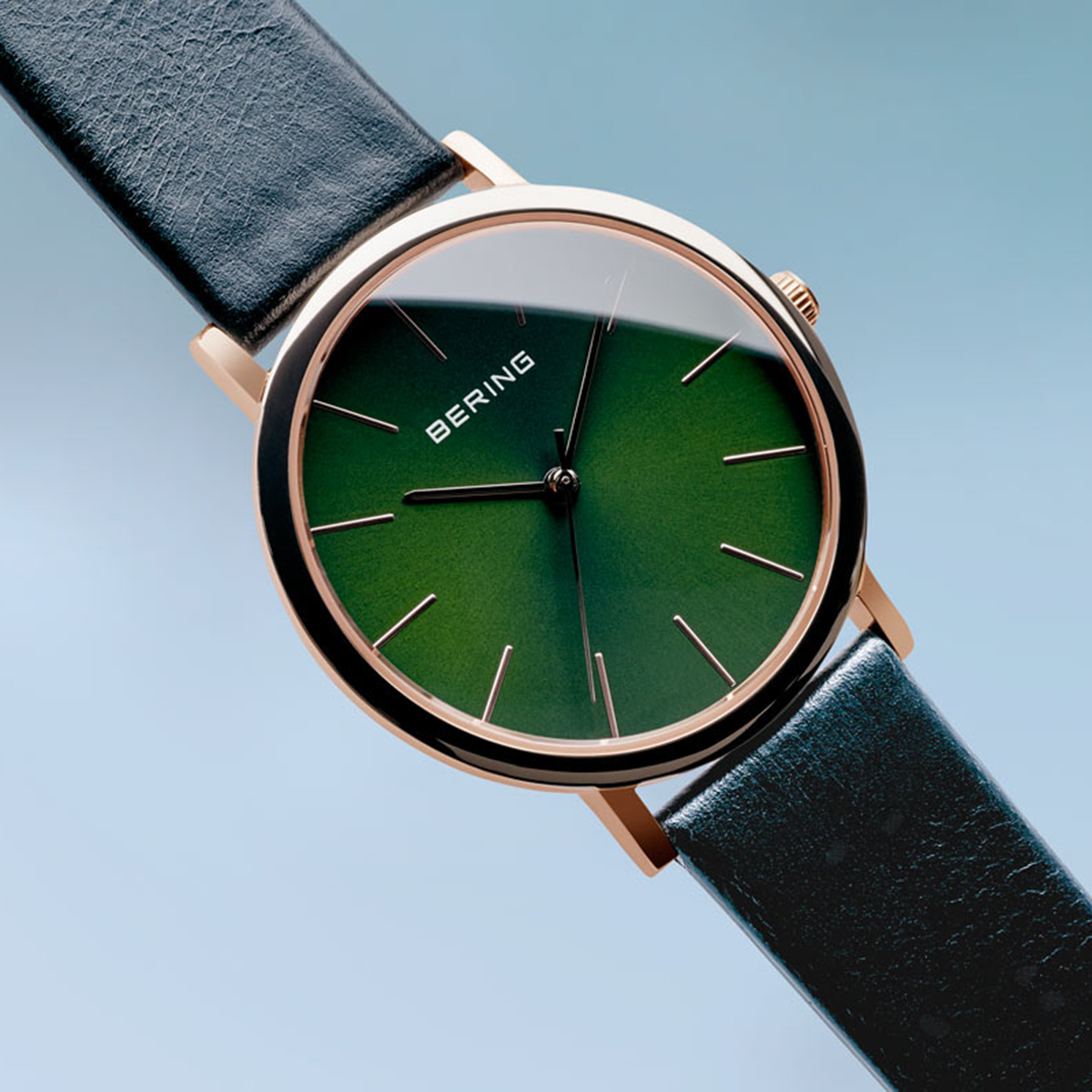 Zegarek damski Bering classic 13436-469 - duże 1