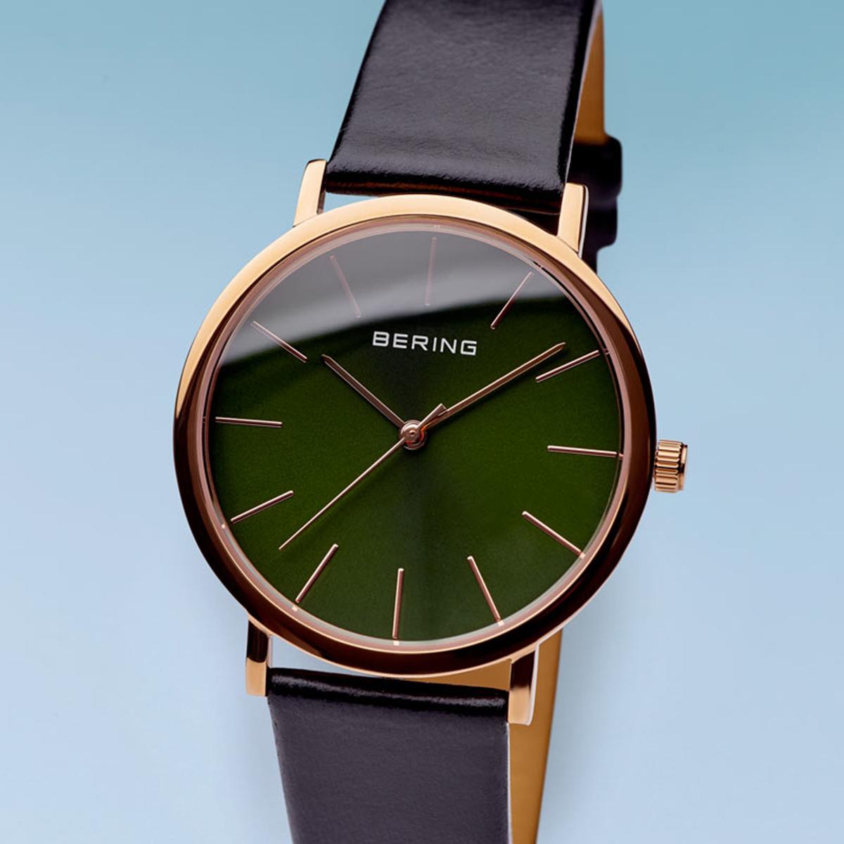 Zegarek damski Bering classic 13436-469 - duże 2