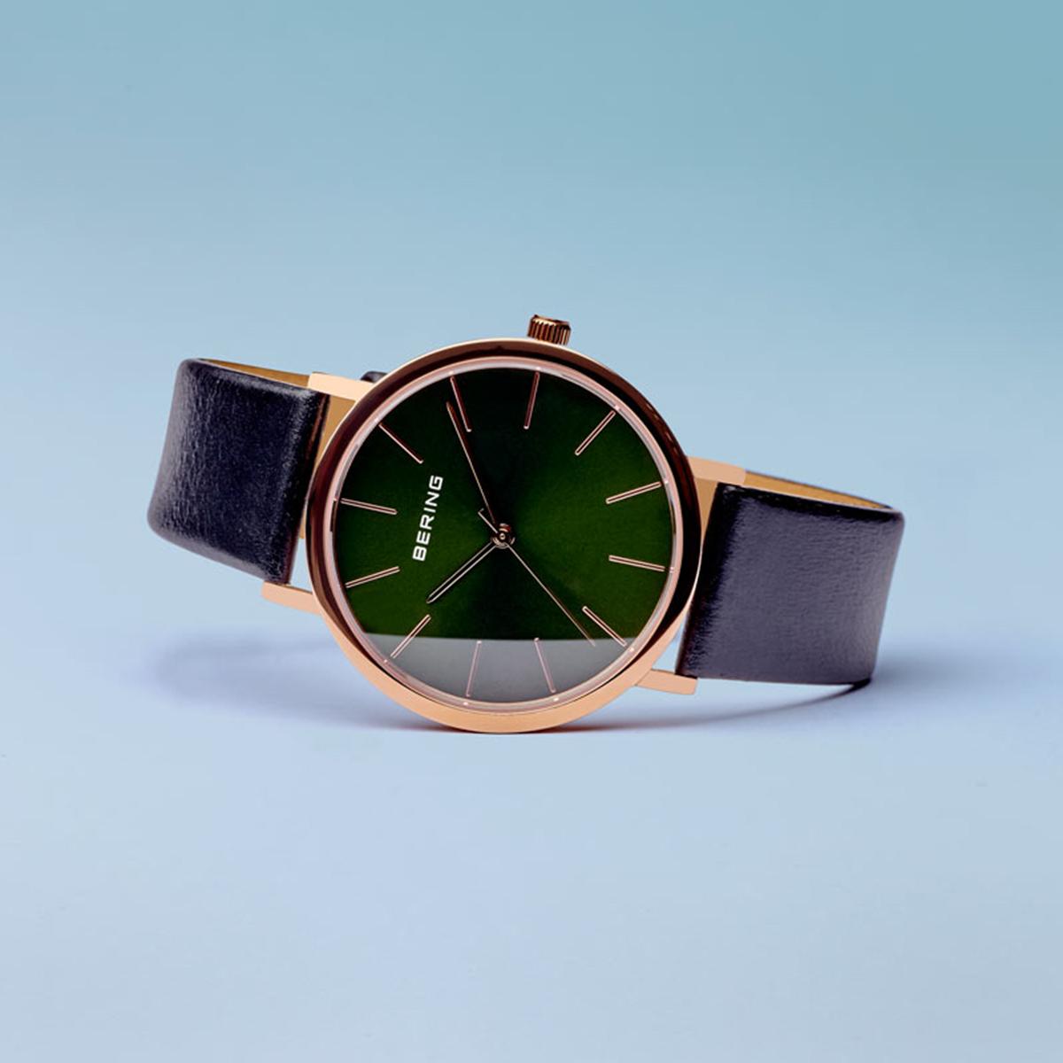 Zegarek damski Bering classic 13436-469 - duże 3