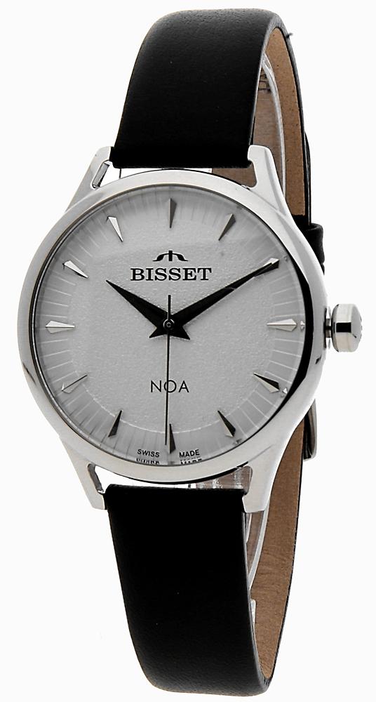 Zegarek damski Bisset klasyczne BSAE79SISX03BX - duże 1