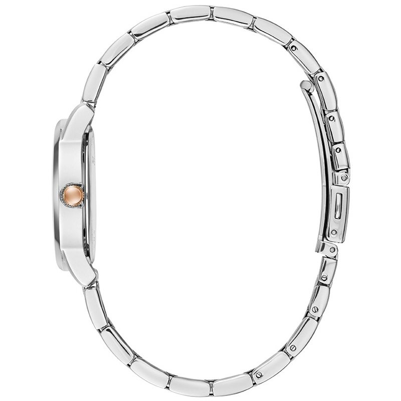 Zegarek damski Caravelle bransoleta 45P110 - duże 2