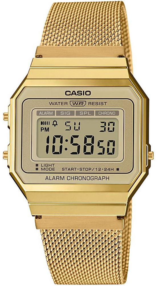 Zegarek damski Casio vintage A700WEMG-9AEF - duże 1