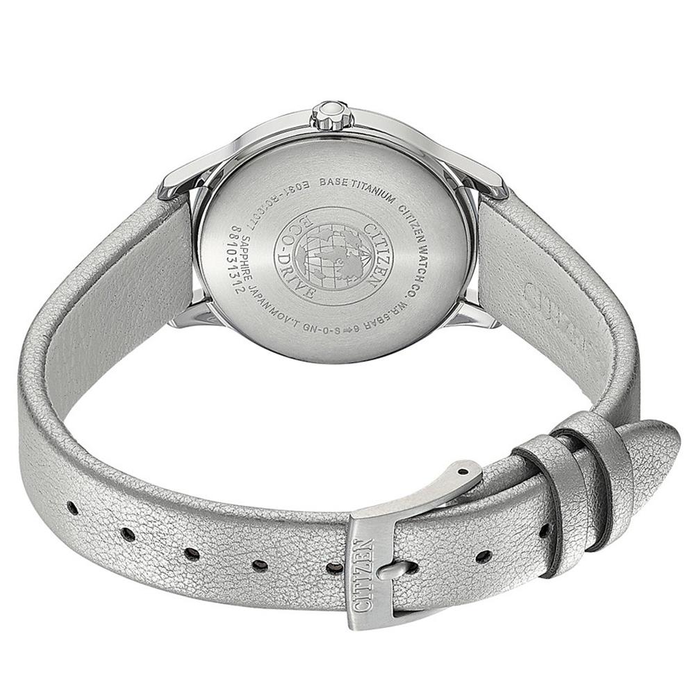 Zegarek damski Citizen ecodrive EM0720-18D - duże 1