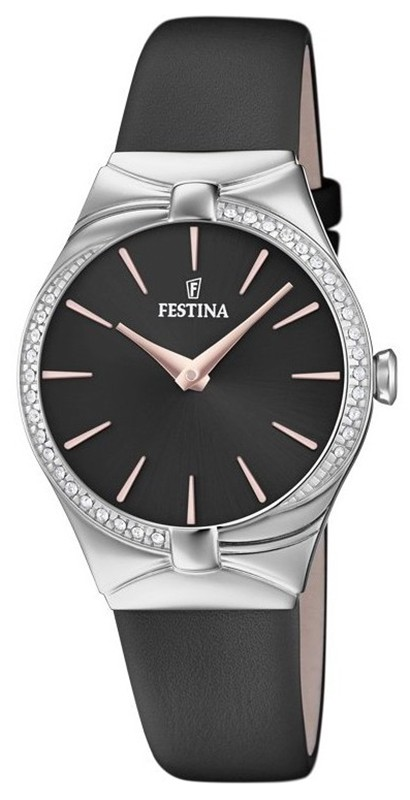 Zegarek damski Festina classic F20388-3 - duże 1