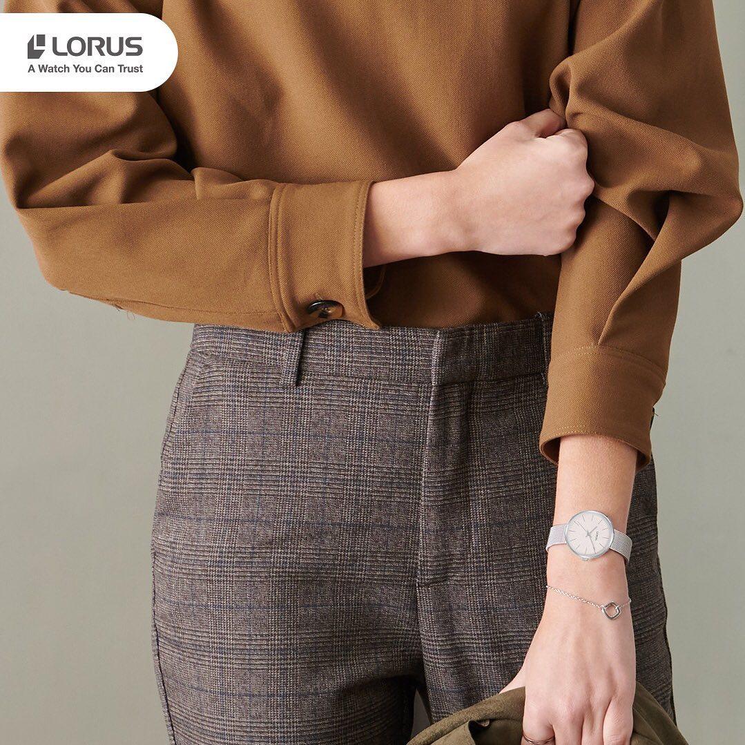 Zegarek damski Lorus klasyczne RG209QX9 - duże 7