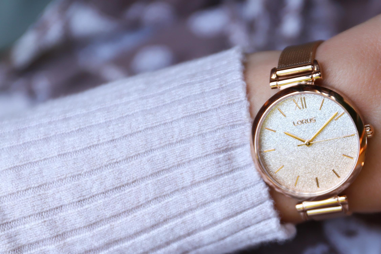 Zegarek damski Lorus fashion RG232QX9 - duże 1