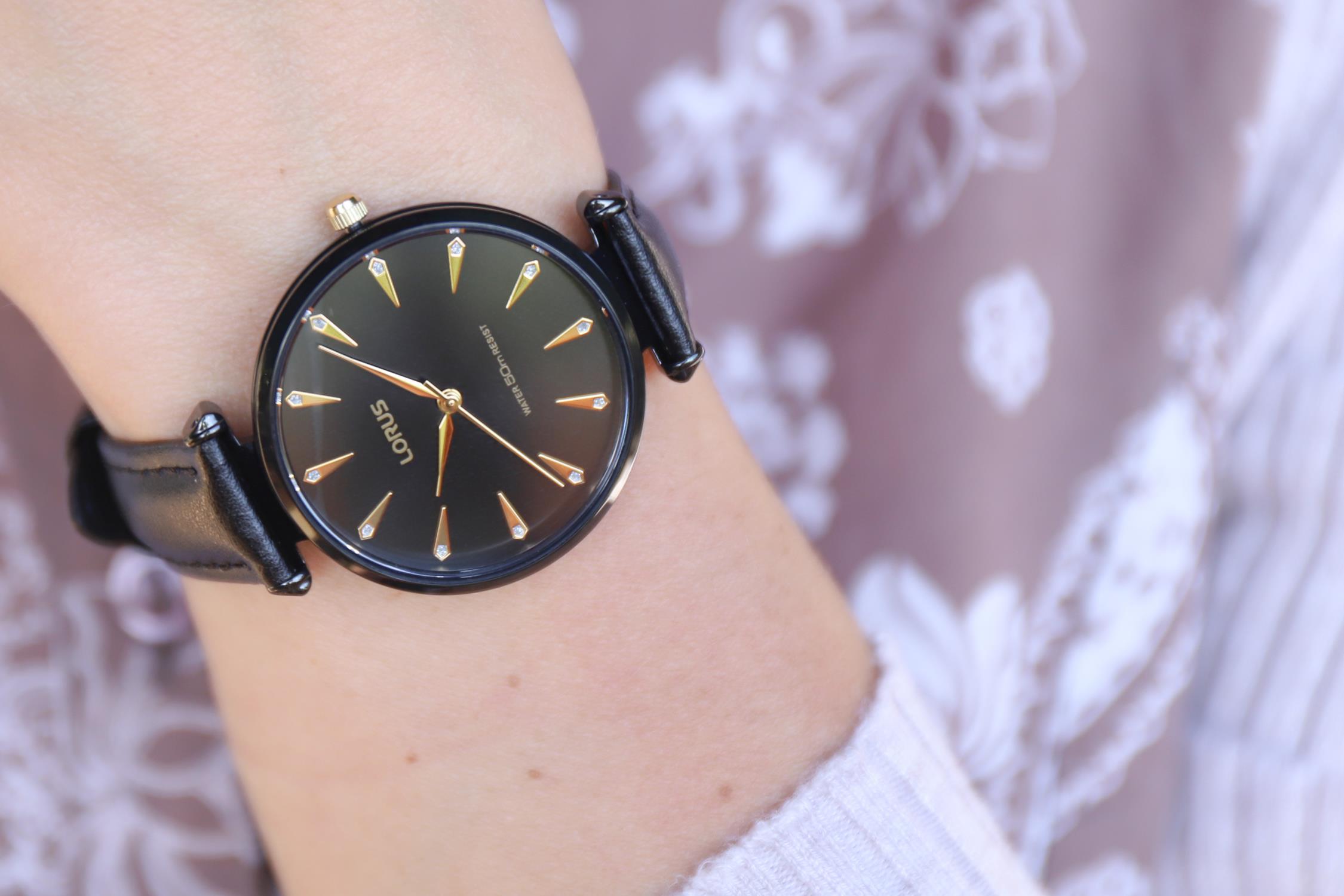 Zegarek damski Lorus fashion RG247PX9 - duże 1