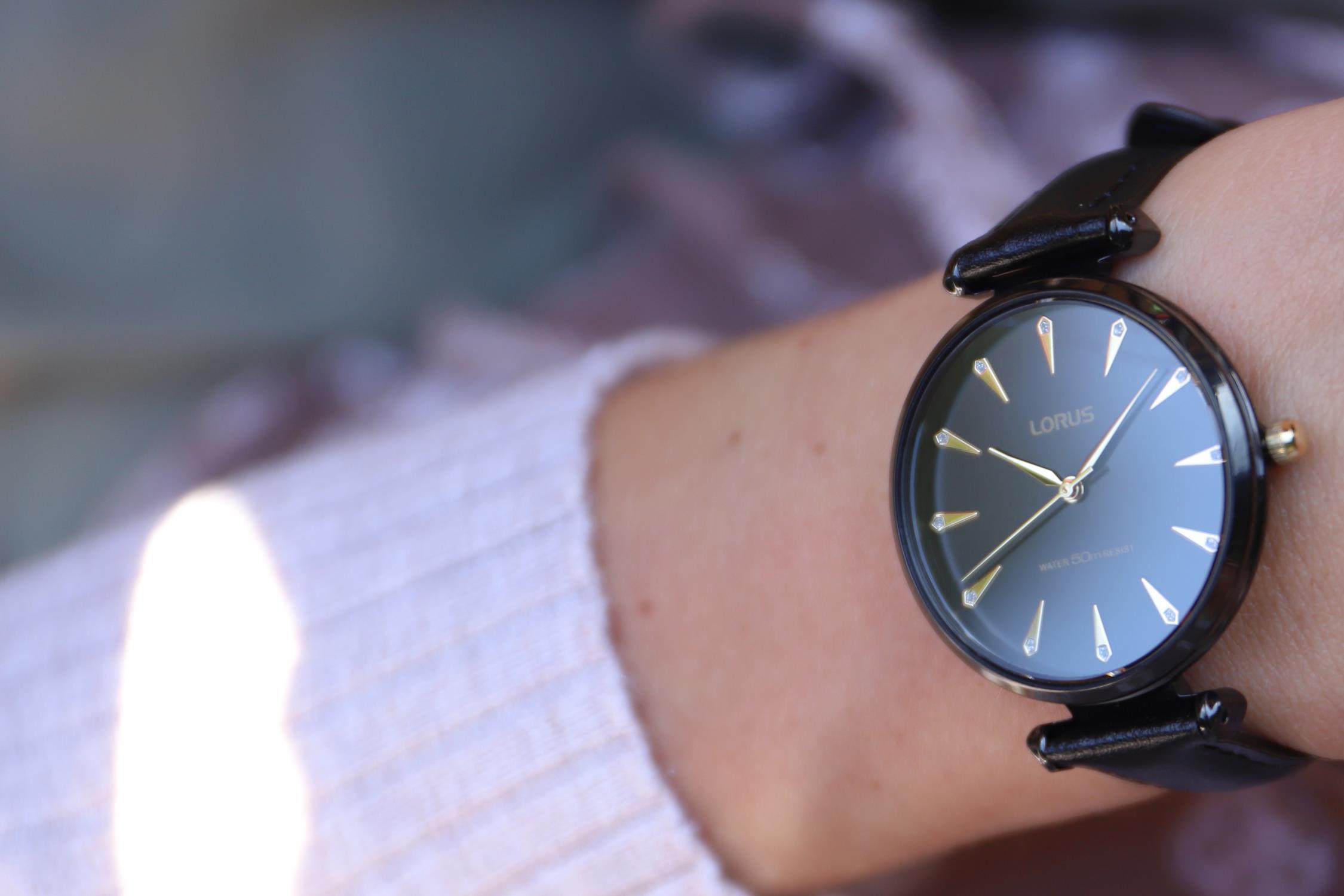 Zegarek damski Lorus fashion RG247PX9 - duże 2