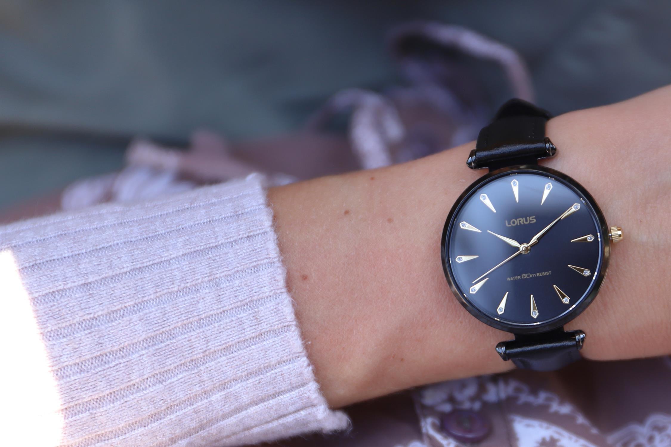 Zegarek damski Lorus fashion RG247PX9 - duże 3
