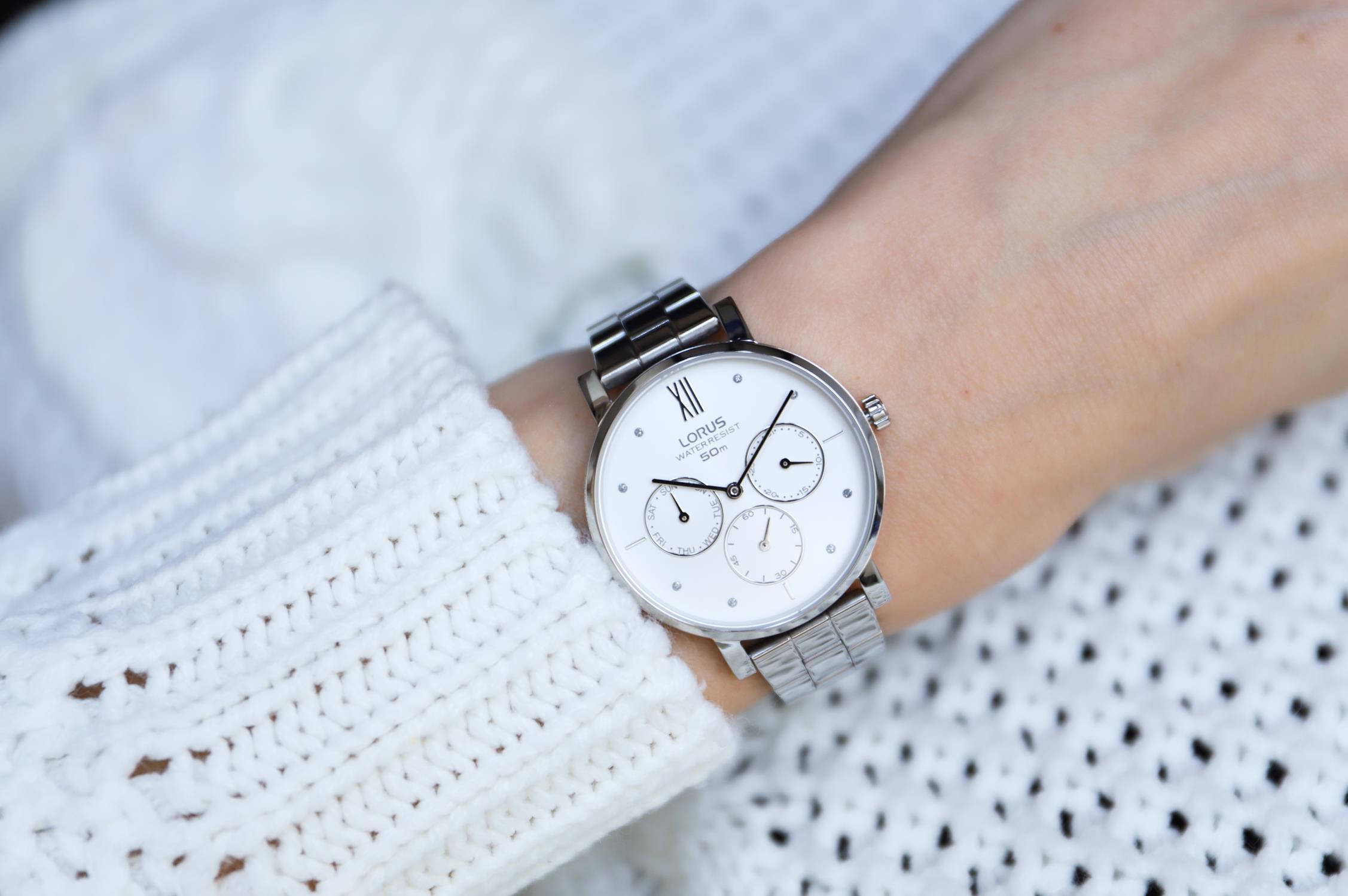 Zegarek damski Lorus fashion RP607DX9 - duże 1