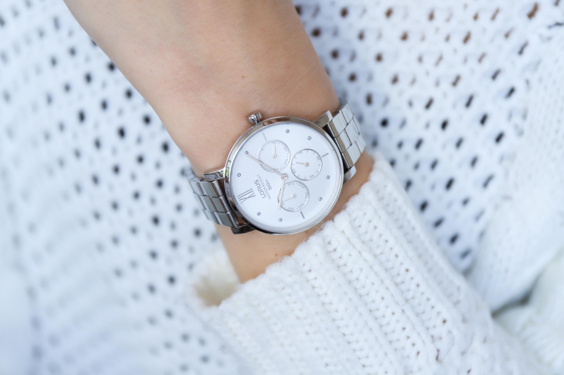Zegarek damski Lorus fashion RP607DX9 - duże 3