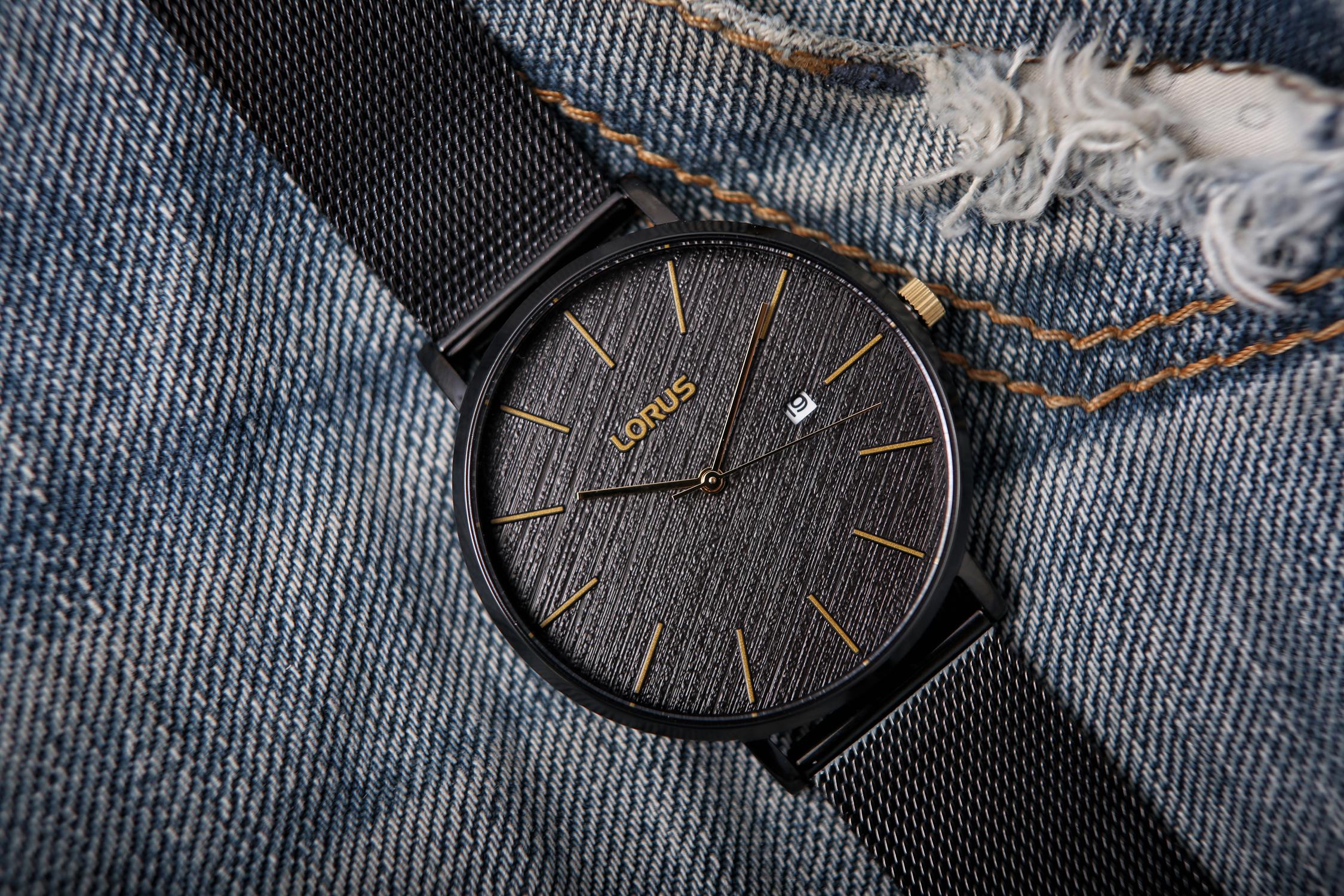 Zegarek damski Lorus klasyczne RG211QX9 - duże 6
