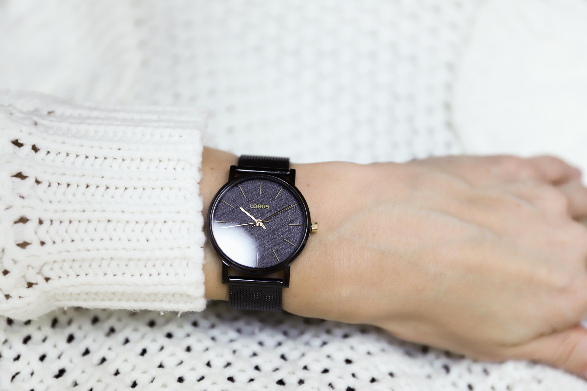 Zegarek damski Lorus klasyczne RG211QX9 - duże 1