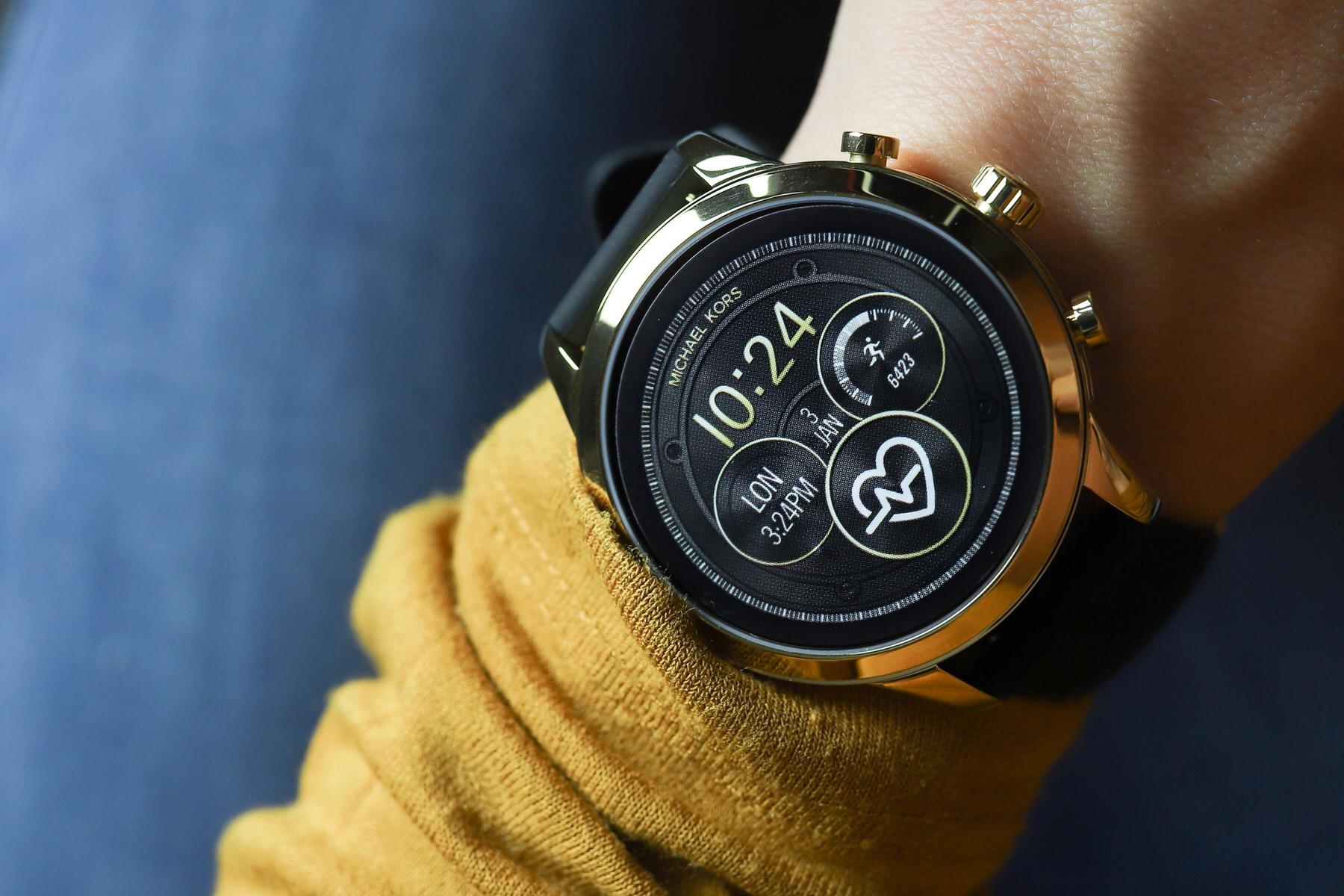 Zegarek damski Michael Kors access smartwatch MKT5053 - duże 6