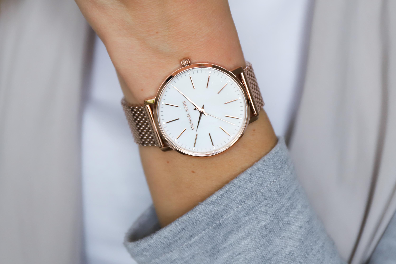 Zegarek damski Michael Kors pyper MK4392 - duże 1