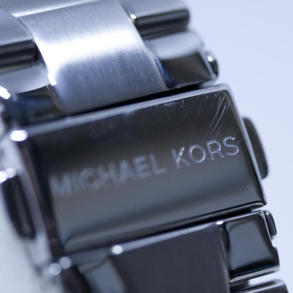 Zegarek damski Michael Kors runway MK3178-POWYSTAWOWY - duże 2