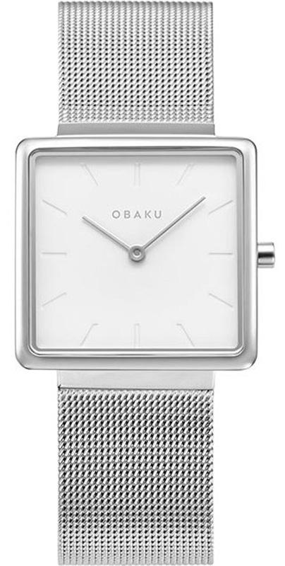 Zegarek damski Obaku Denmark slim V236LXCIMC - duże 1