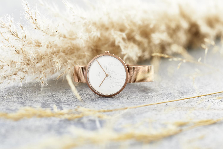 Zegarek damski Obaku Denmark slim V219LXVHMV - duże 6