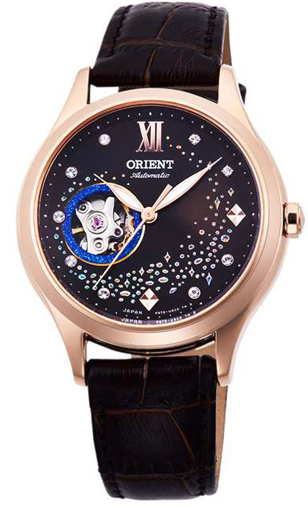 Zegarek damski Orient contemporary RA-AG0017Y10B - duże 1