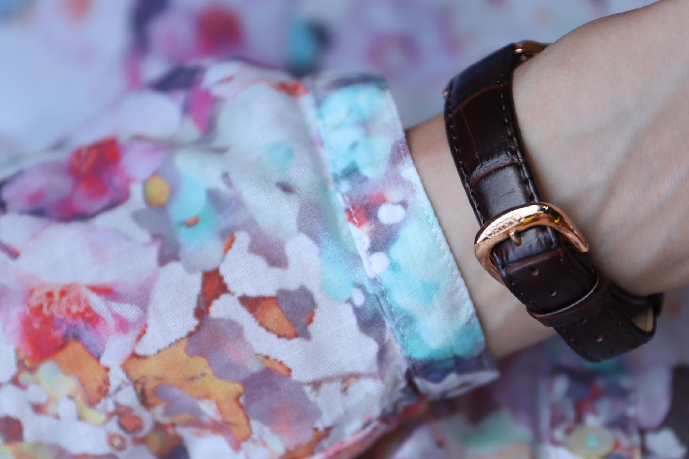 Zegarek damski Orient contemporary RA-AG0017Y10B - duże 6