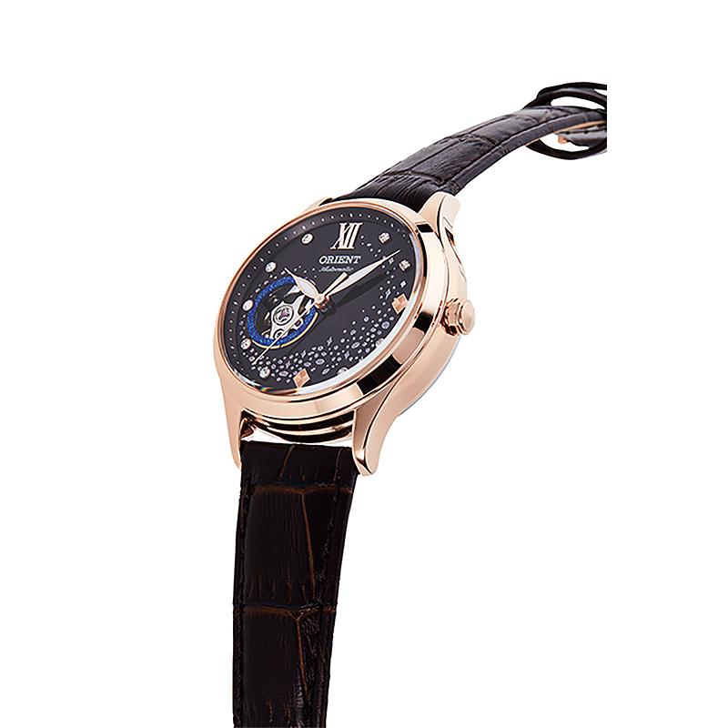 Zegarek damski Orient contemporary RA-AG0017Y10B - duże 2