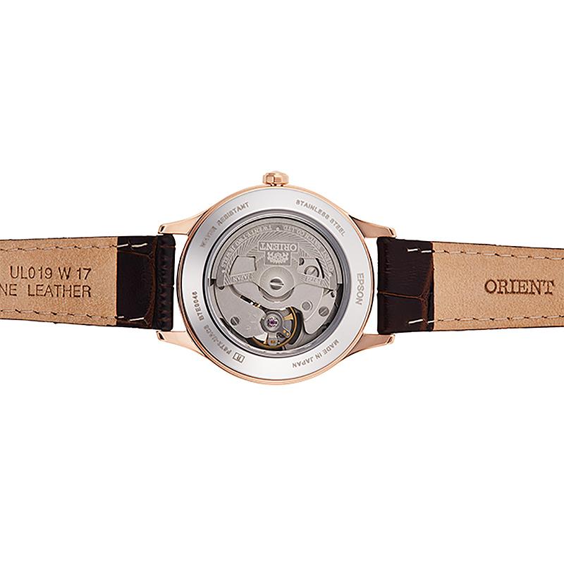 Zegarek damski Orient contemporary RA-AG0017Y10B - duże 4