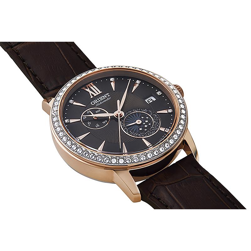 Zegarek damski Orient contemporary RA-AK0005Y10B - duże 1