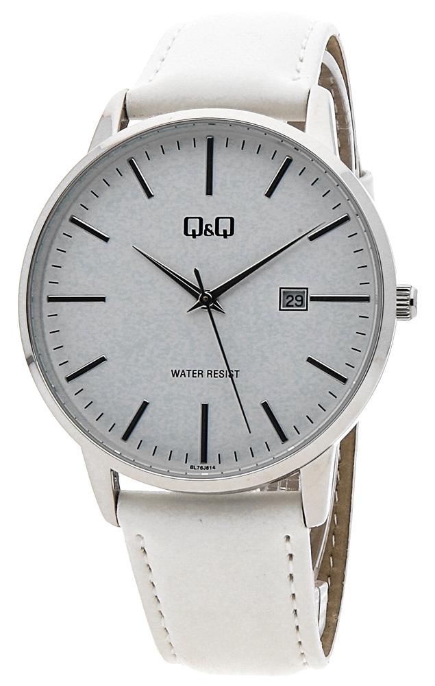 Zegarek damski QQ damskie BL76-814 - duże 1
