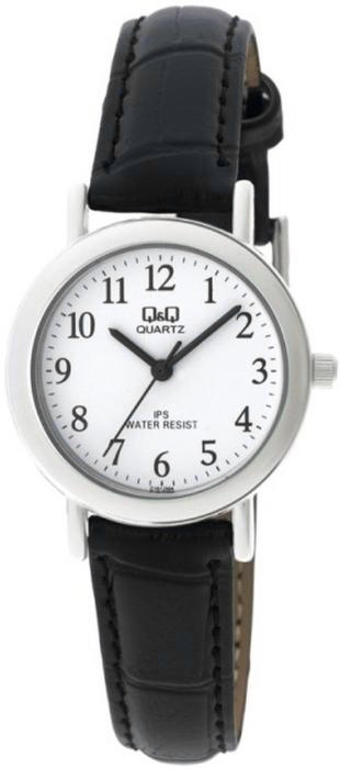 Zegarek damski QQ damskie C151-304 - duże 1