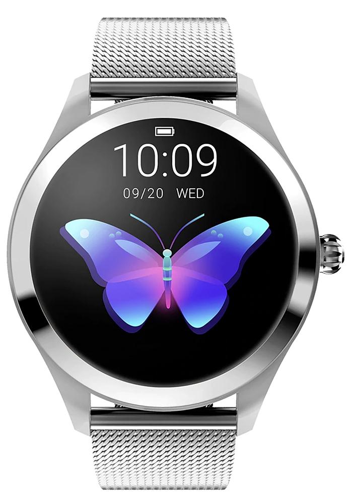 Zegarek damski Rubicon smartwatch RNBE37SIBX05AX - duże 1