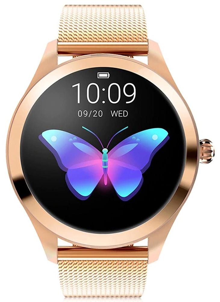 Zegarek damski Rubicon smartwatch RNBE37RIBX05AX - duże 1