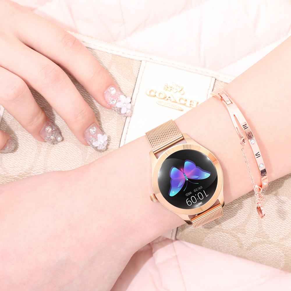 Zegarek damski Rubicon smartwatch RNBE37RIBX05AX - duże 7