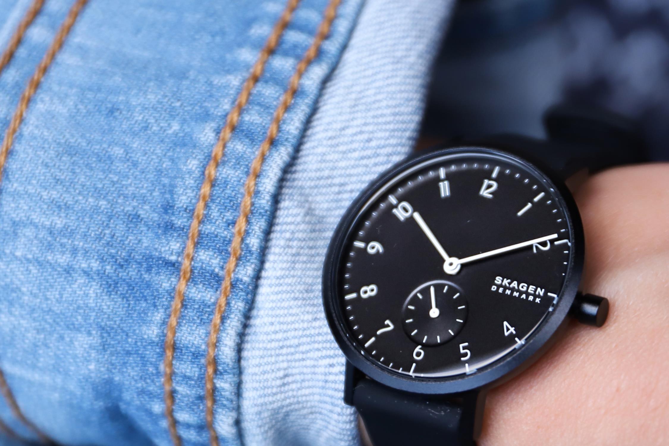 Zegarek damski Skagen aaren SKW2801 - duże 7