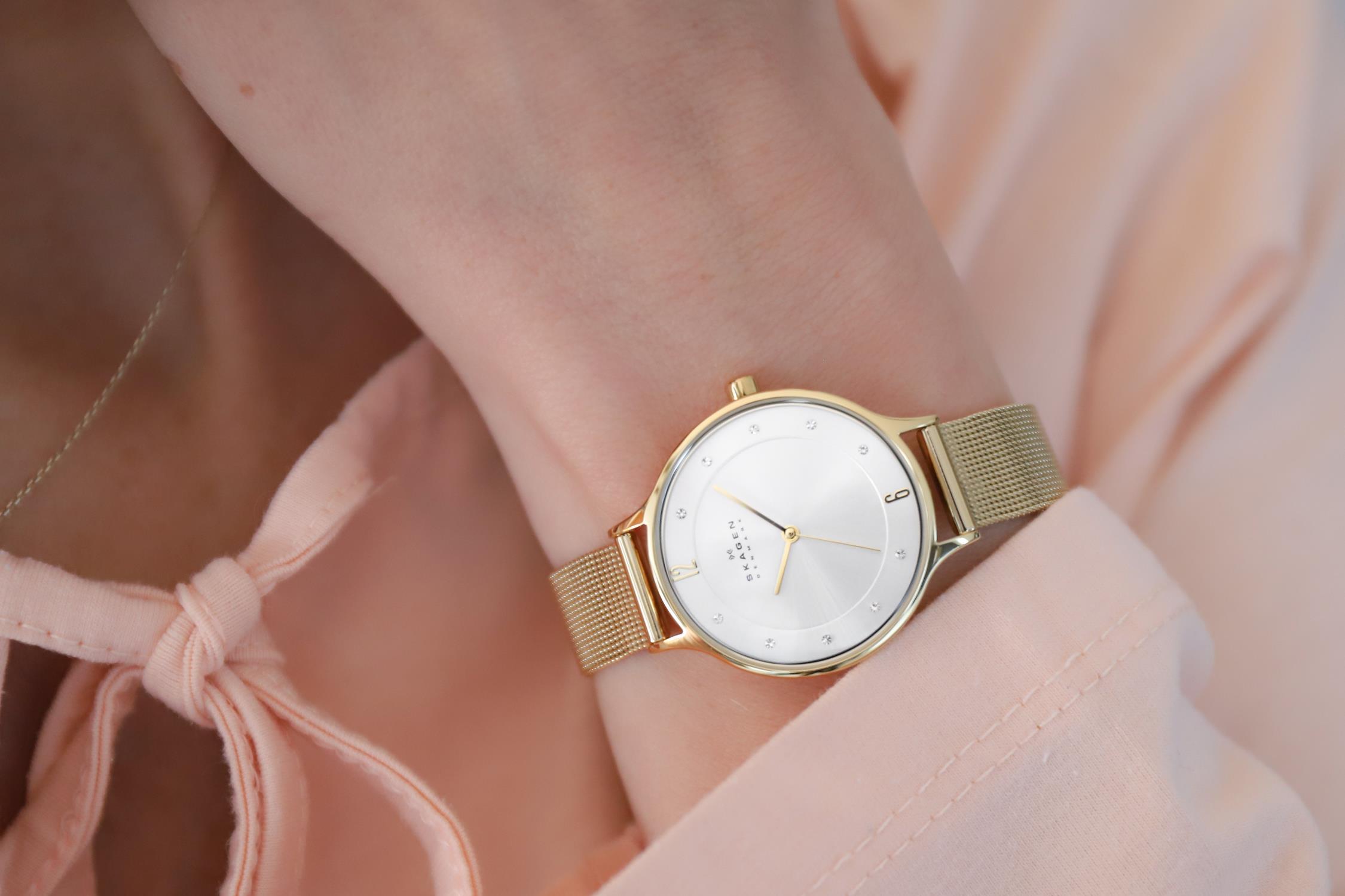 Zegarek damski Skagen anita SKW2150 - duże 3