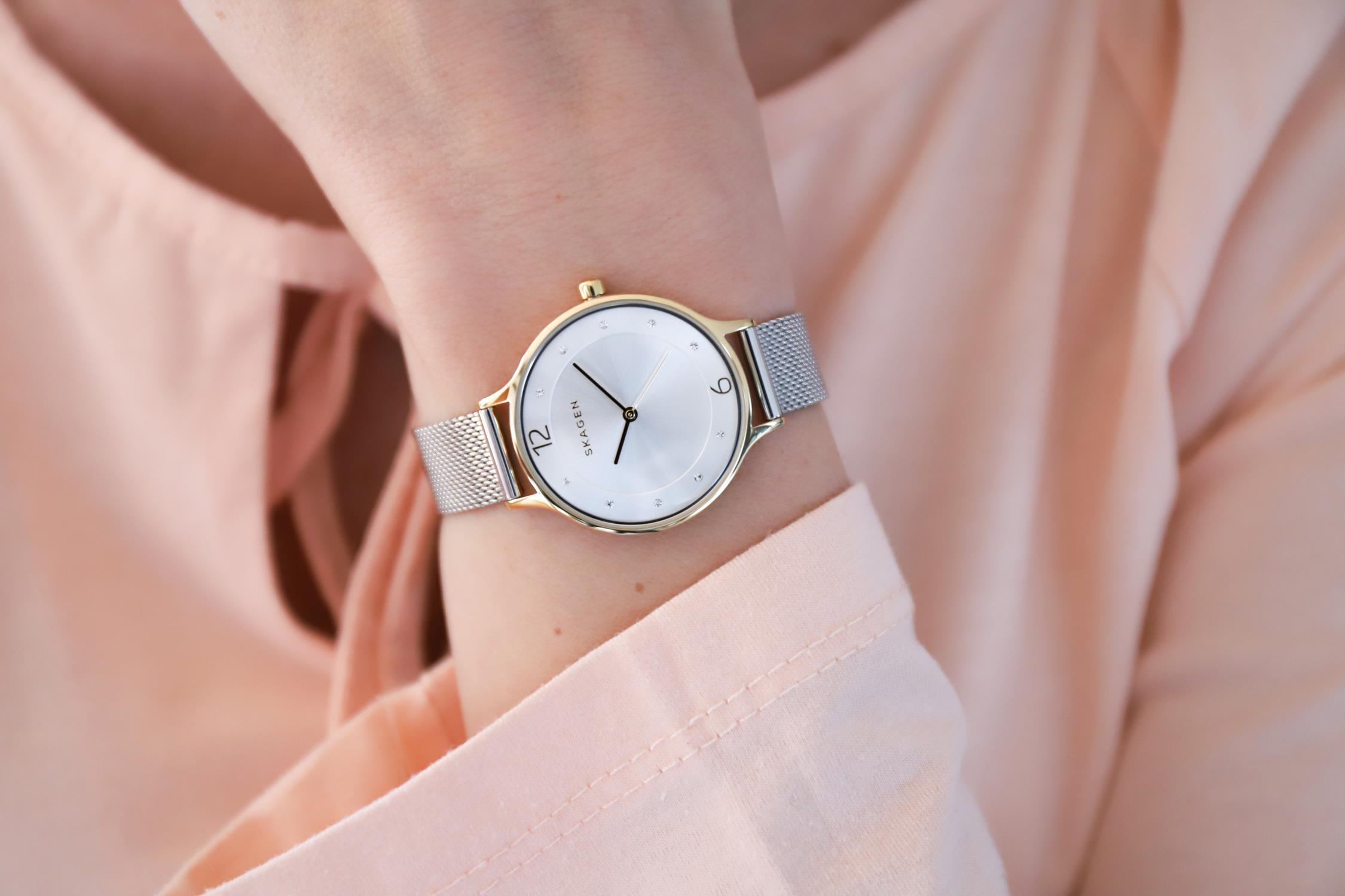 Zegarek damski Skagen anita SKW2340 - duże 4