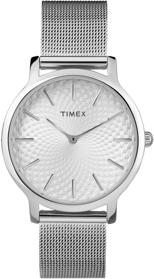 Zegarek damski Timex metropolitan TW2R36200 - duże 1