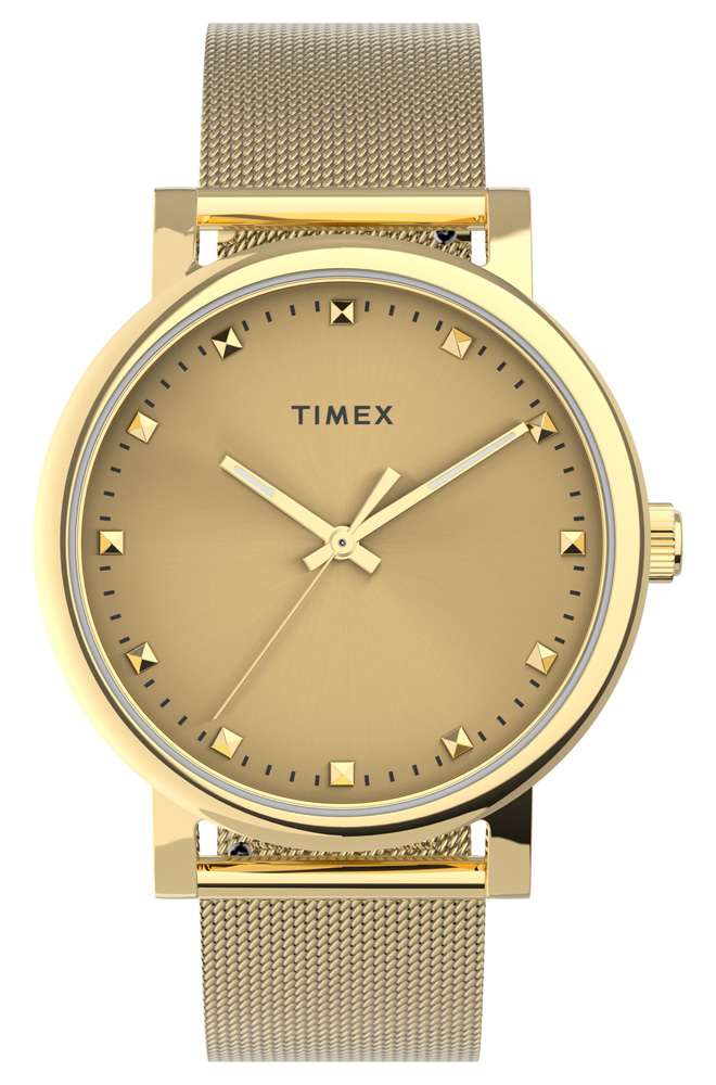 Zegarek damski Timex originals TW2U05400 - duże 1