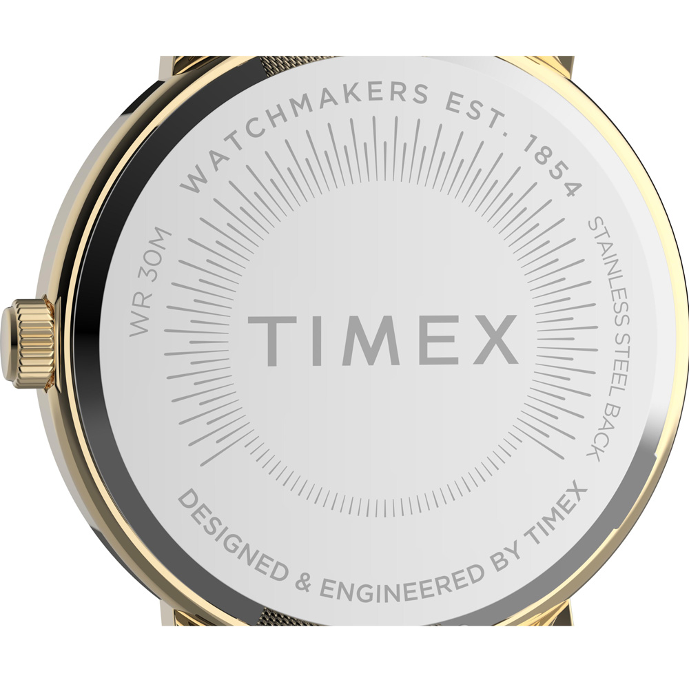 Zegarek damski Timex originals TW2U05400 - duże 3