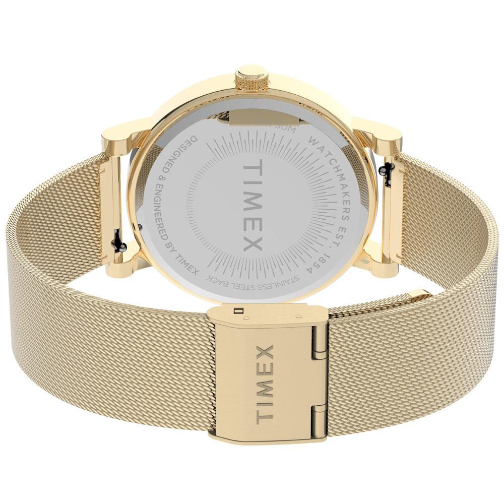 Zegarek damski Timex originals TW2U05400 - duże 5