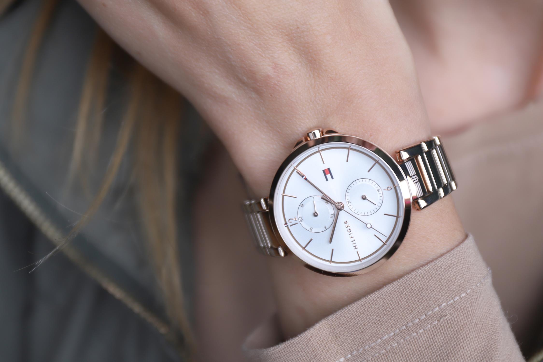 Zegarek damski Tommy Hilfiger damskie 1782124 - duże 3