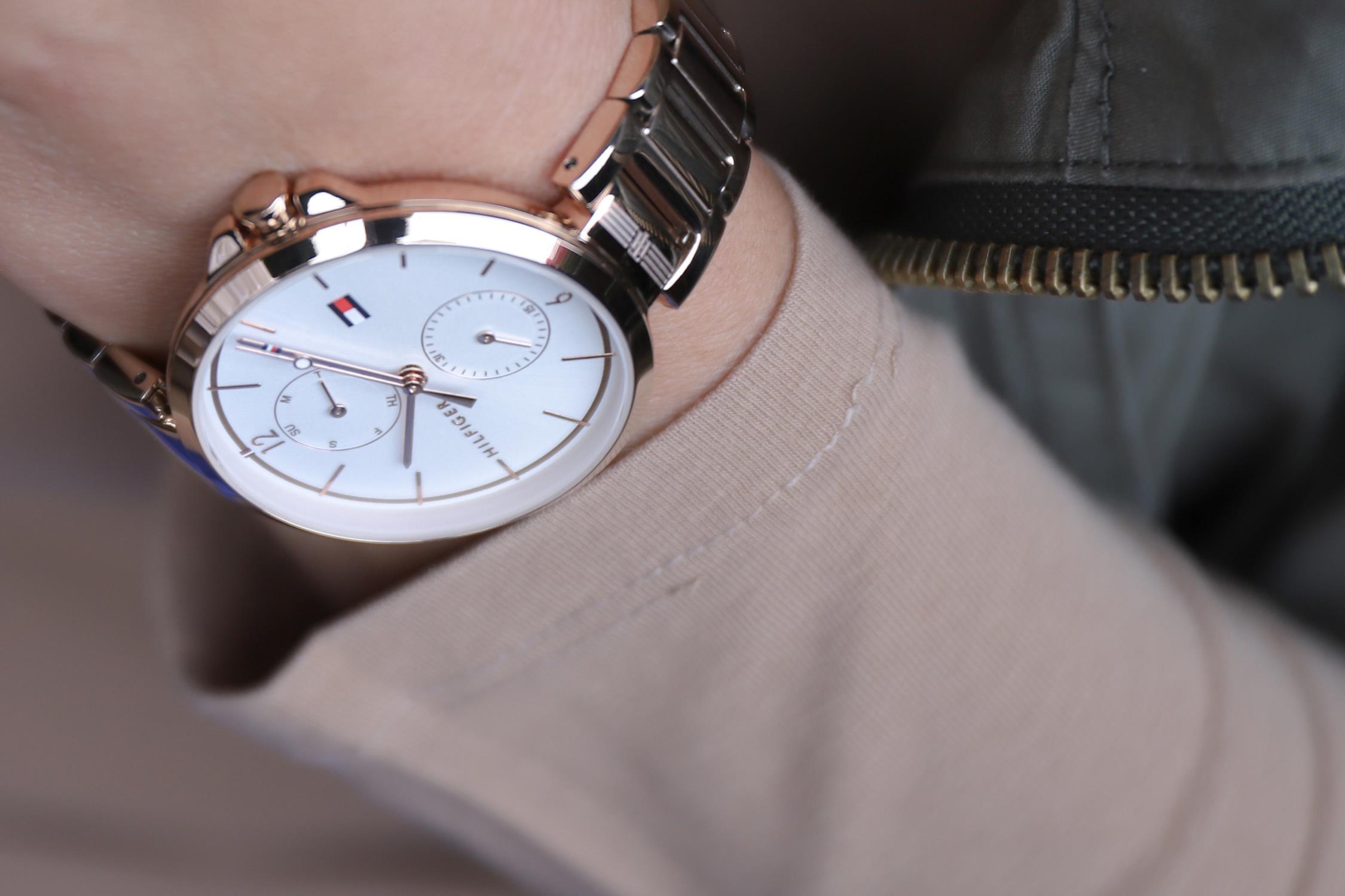 Zegarek damski Tommy Hilfiger damskie 1782124 - duże 4