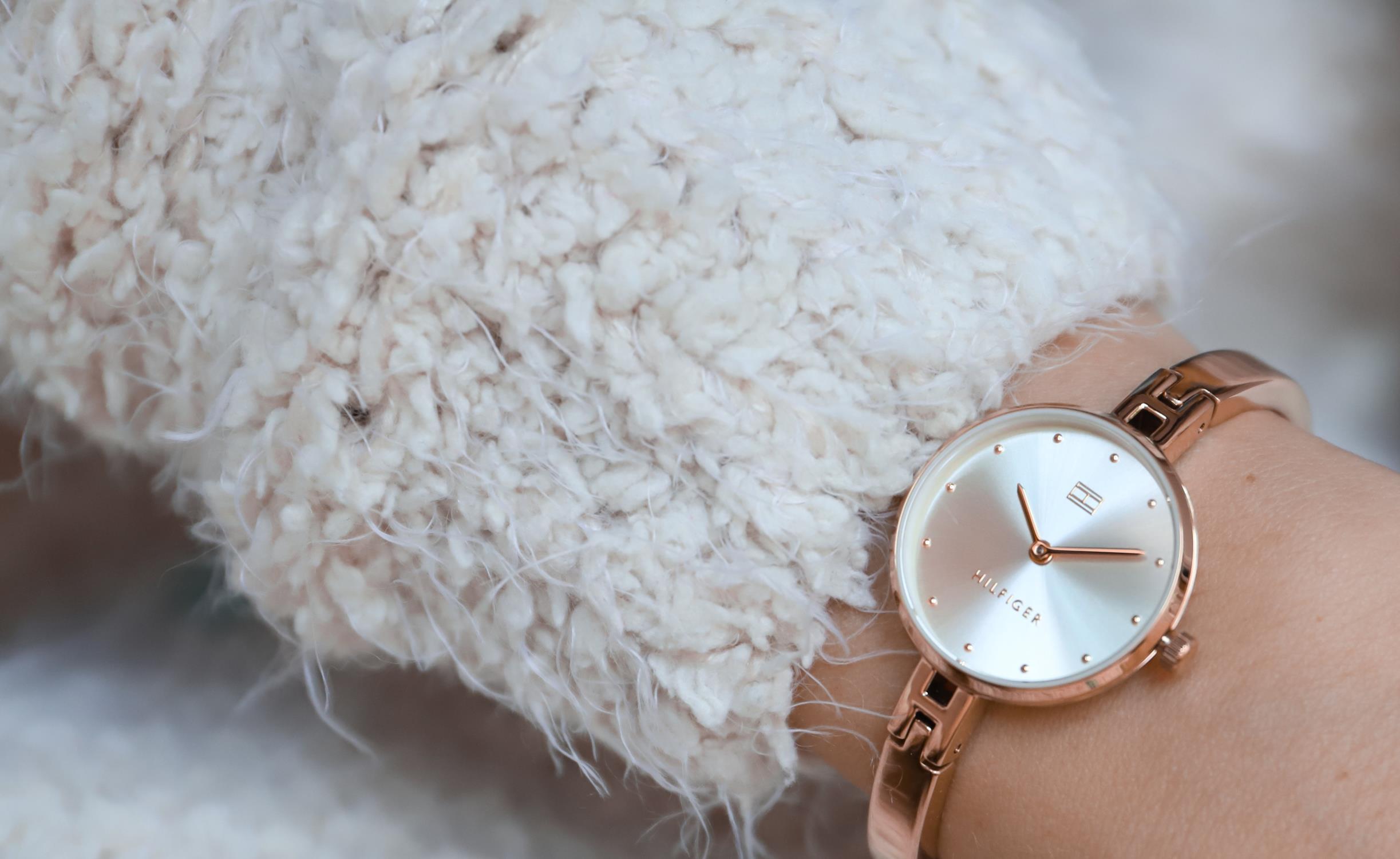 Zegarek damski Tommy Hilfiger damskie 1782135 - duże 3