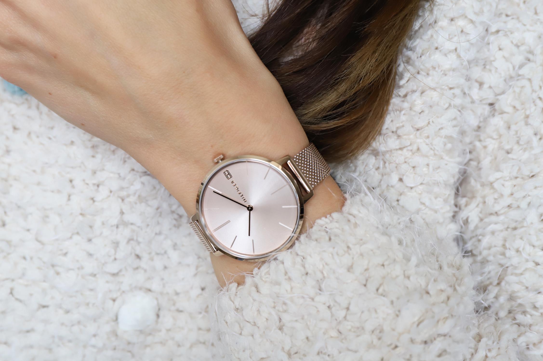 Zegarek damski Tommy Hilfiger damskie 1782165 - duże 4