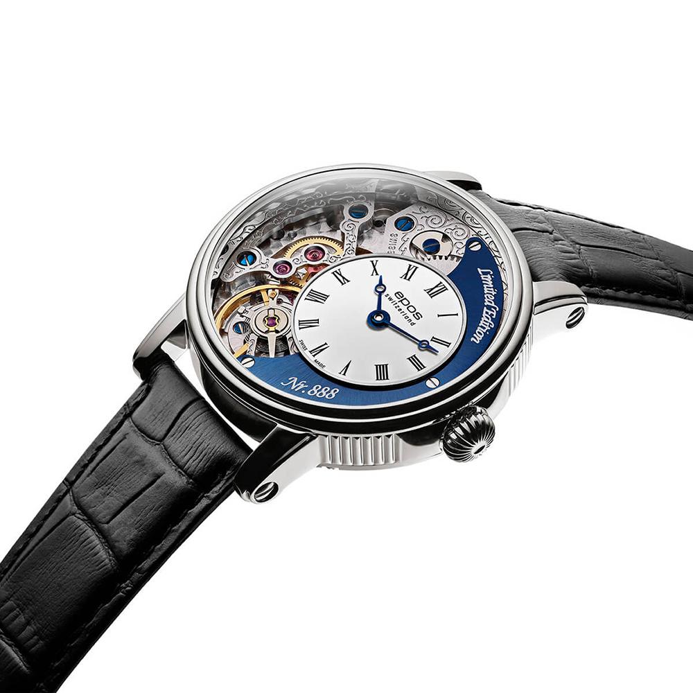 Zegarek męski Epos oeuvre d'art 3435.313.20.26.25 - duże 6