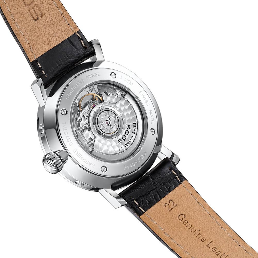 Zegarek męski Epos oeuvre d'art 3440.322.20.16.25 - duże 4