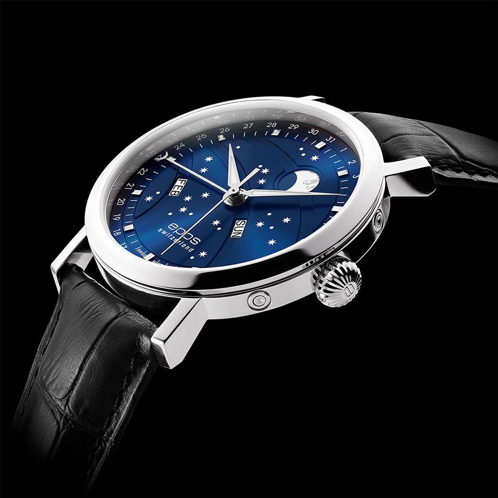 Zegarek męski Epos oeuvre d'art 3440.322.20.16.25 - duże 2