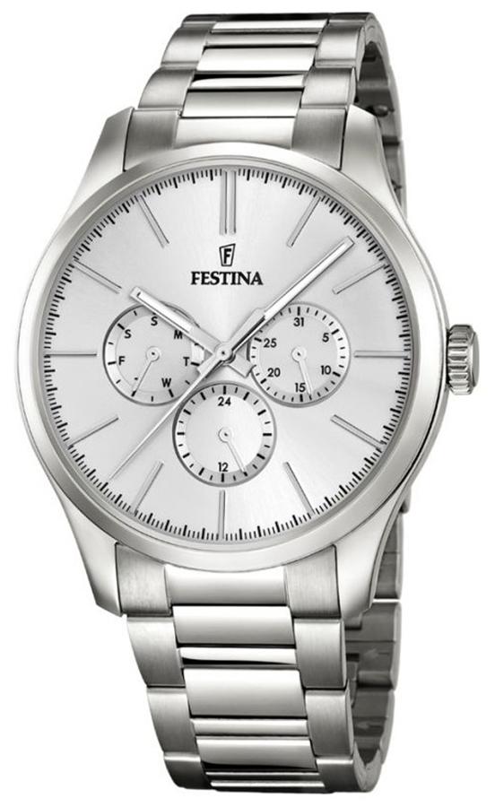 Zegarek damski Festina boyfriend F16813-1 - duże 1