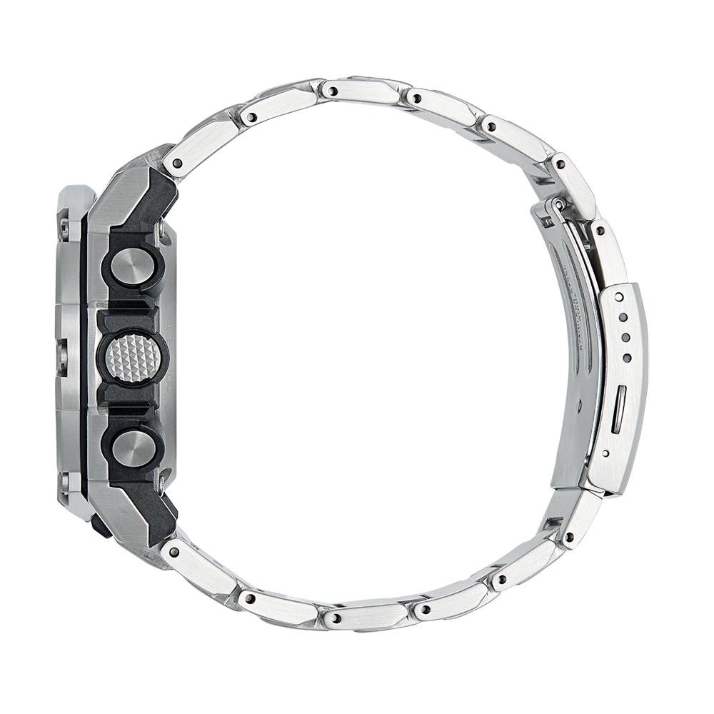 Zegarek męski Casio g-shock g-steel GST-B300SD-1AER - duże 4