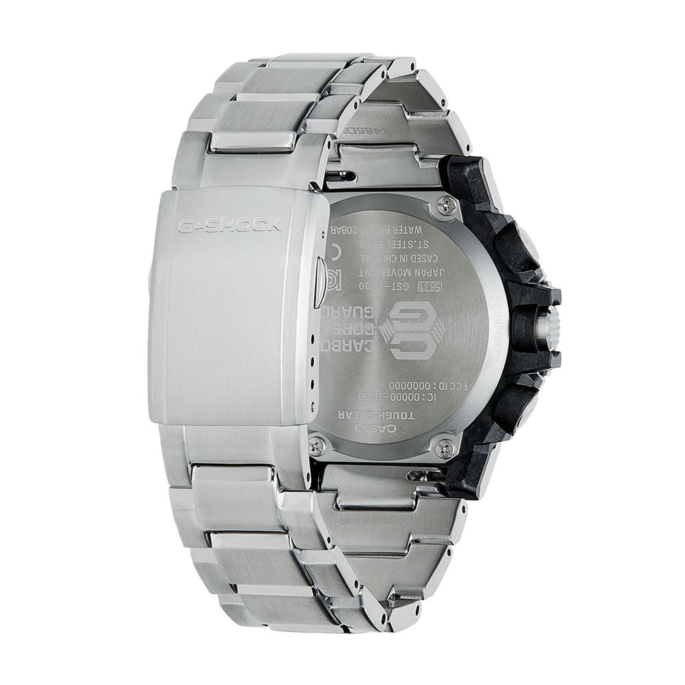 Zegarek męski Casio g-shock g-steel GST-B300SD-1AER - duże 5